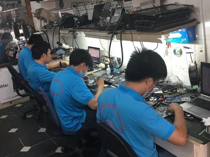 Repair Mainboard Laptop